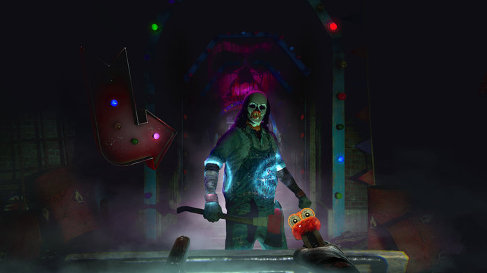 PlayStation Business - UNTIL DAWN™: RUSH OF BLOOD